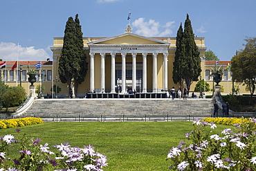 Zappeion Palace, Athens, Greece, Europe