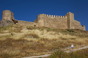 Larissa Fort, Argos, Peloponnese, Greece, Europe