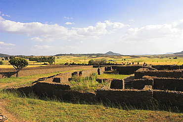 Queen of Sheba's Palace (Dungur), Axum, Ethiopia, Africa