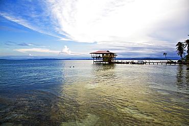 Carenero Island (Isla Carenero), Bocas del Toro Province, Panama, Central America