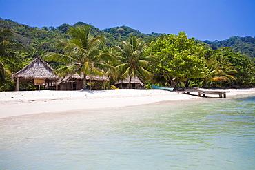 Cocalto Beach, Parque National Jeanette Kawas, Punta Sal, Tela, Honduras, Central America