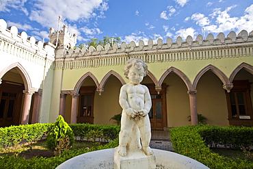 Museo Historico de la Republica, once the Casa Presidencial Palace, Tegucigalpa, Honduras, Central America