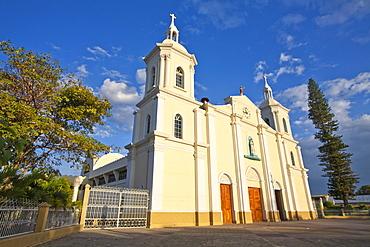 Cathedral, Park Central, Esteli, Nicaragua, Central America