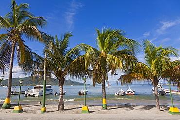 Juangriego harbour, Juangriego, Isla De Margarita (Margarita Island), Nueva Esparta, Venezuela, South America