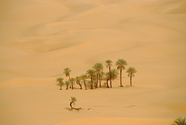 Ubari Sand Sea, Libya, Norrth Africa