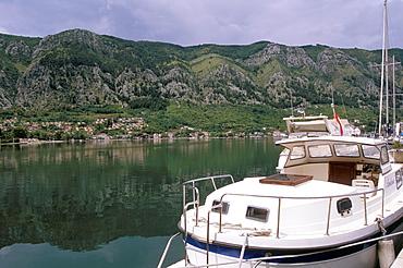 Bay of Kotor, Kotor, Montenegro, Europe