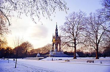 Albert Memorial, London, UK, Europe
