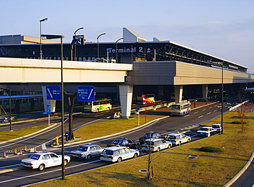 Narita Airport, Terminal 2, Tokyo, Japan
