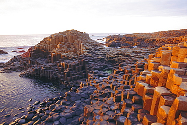 Giant's Causeway, County Antrim, Northern Ireland, UK, Europe