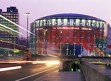 Imax cinema, Waterloo, London, England, United Kingdom, Europe
