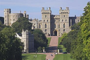 Windsor Castle, Berkshire, England, United Kingdom, Europe