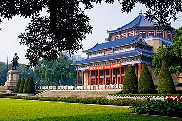 Sun Yat Sen Memorial Hall, Guangzhou (Canton), Guangdong, China, Asia