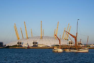 O2 Arena (Millennium Dome), London, England, United Kingdom, Europe
