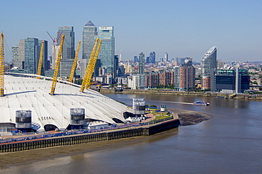 O2 Arena, Greenwich, London, England, United Kingdom, Europe