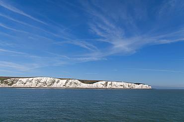 White Cliffs of Dover, Kent, England, United Kingdom, Europe