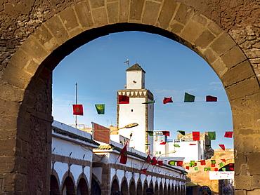 Medina street scene, Essaouira, Morocco, North Africa, Africa
