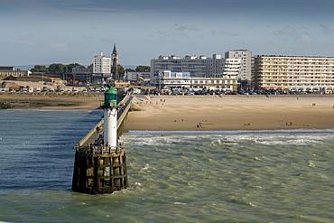 Port of Calais, Nord Pas de Calais, France, Europe