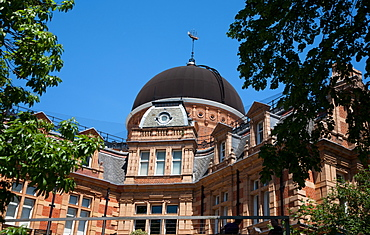 The Royal Observatory, UNESCO World Heritage Site, Greenwich, London, England, United Kingdom, Europe