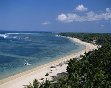 Sanur Beach, Bali, Indonesia, Southeast Asia, Asia