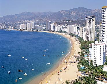 Los Hornos, Acapulco, Pacific coast, Mexico, North America