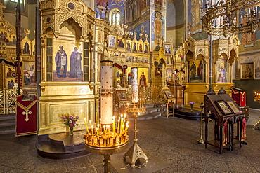 Monastery Birth of Christ (Memorial Temple of the Birth of Christ), Bulgarian Orthodox, Shipka, Bulgaria, Europe
