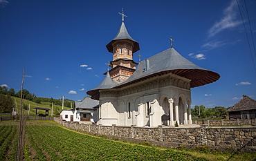 Carpathian Romanian Orthodox Church, Molid, Transylvania, Romania, Europe