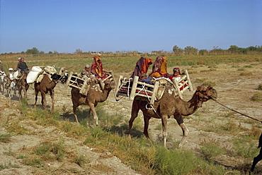 Uzbek nomad, Afghanistan, Asia
