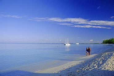 Seven Mile Beach, Grand Cayman, Cayman Islands, Caribbean, West Indies