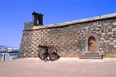 Castillo de San Gabriel, Lanzarote, Canary Islands, Spain