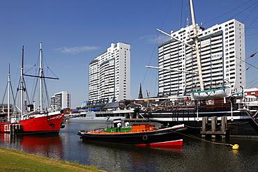 German Shipping Museum, Bremerhaven, Bremen, Germany, Europe