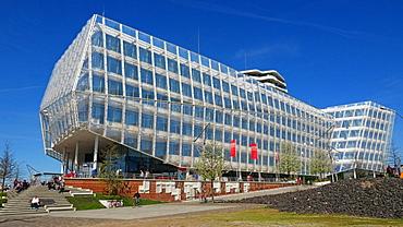 Unilever House, HafenCity, Hamburg, Germany, Europe