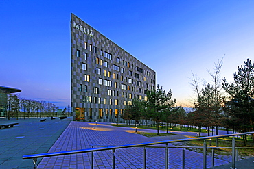 Melia Hotel on Kirchberg in Luxembourg City, Grand Duchy of Luxembourg, Europe
