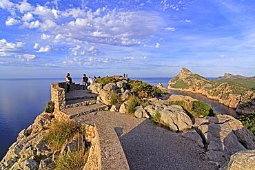 Cap de Formentor, Majorca, Balearic Islands, Spain, Mediterranean, Europe