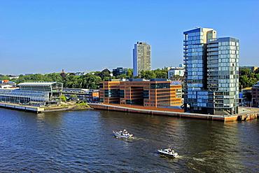 Hafen City, Hamburg, Germany, Europe