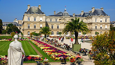 Palais du Luxembourg, Paris, France, Europe