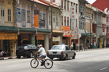 Chinatown, Singapore, South East Asia