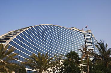 Jumeirah Beach Hotel, Dubai, United Arab Emirates, Middle East