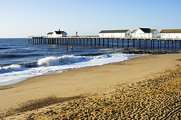The Pier, Southwold, Suffolk, England, United Kingdom, Europe