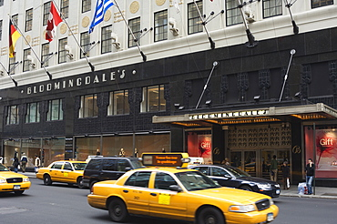 Bloomingdales department store, Lexington Avenue, Upper East Side, Manhattan, New York City, New York, United States of America, North America