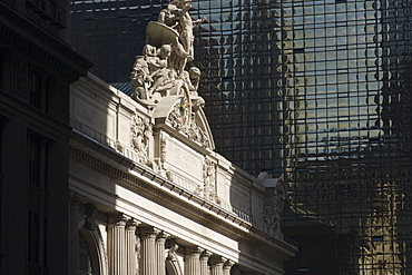 Grand Central Station Terminal Building, 42nd Street, Manhattan, New York City, New York, United States of America, North America