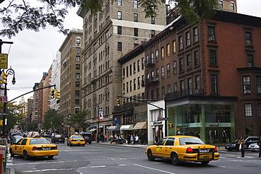 Lexington Avenue, Upper East Side, Manhattan, New York City, New York, United States of America, North America