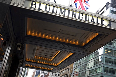 Bloomingdale's department store, Lexington Avenue, Upper East Side, Manhattan, New York City, New York, United States of America, North America