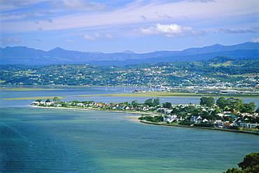 Knysna Lagoon, Knysna, South Africa