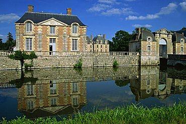 Le Ferte Aubin, Loire, Centre, France, Europe