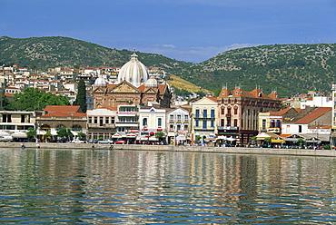 Mytilene, Lesbos, North Aegean Islands, Greek Islands, Greece, Europe