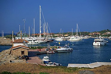 Porto Rotondo, Costa Smeralda, Sardinia, Italy, Mediterranean, Europe
