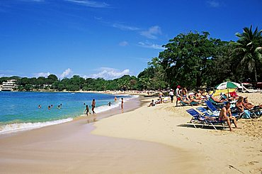 Sosua Beach, Dominican Republic, West Indies, Central America