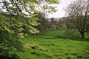 Cerne Abbas, Dorset, England, United Kingdom, Europe