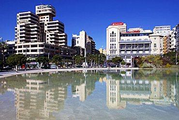Plaza de Espana, Santa Cruz, Tenerife, Canary Islands, Spain, Atlantic, Europe