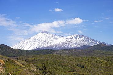 Mount Teide, Tenerife, Canary Islands, Spain, Europe